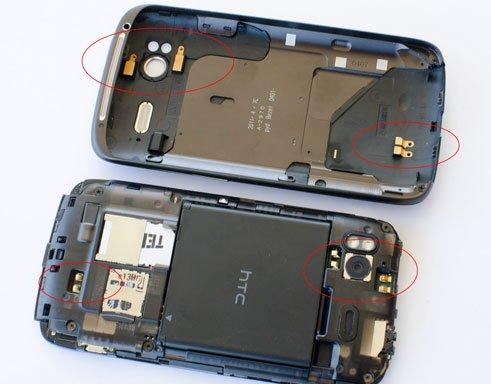 У HTC Sensation обнаружились проблемы со связью