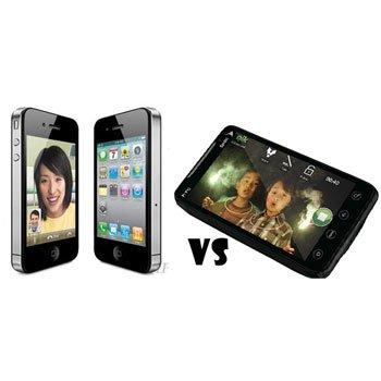 Apple против HTC