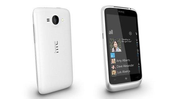 HTC Elegant — концепт смартфона на Windows Phone
