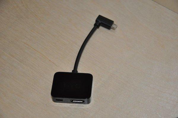 MHL-адаптер для устройств HTC