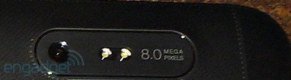 HTC Puccini — 8-мегапиксельная камера
