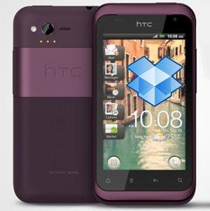 HTC «зарядит» устройства с Sense 3.5 бонусами от DropBox