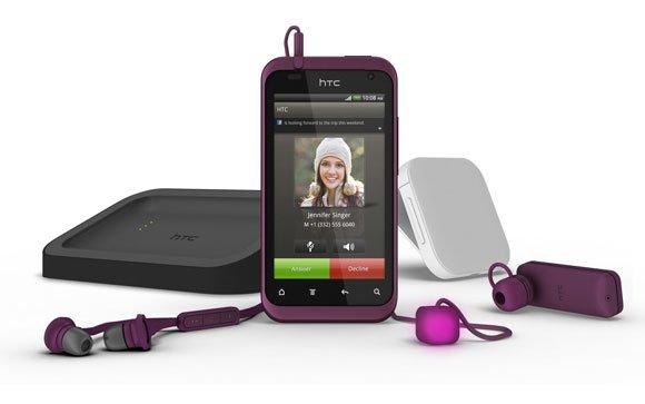 HTC Rhyme и аксессуары