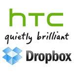 HTC и DropBox
