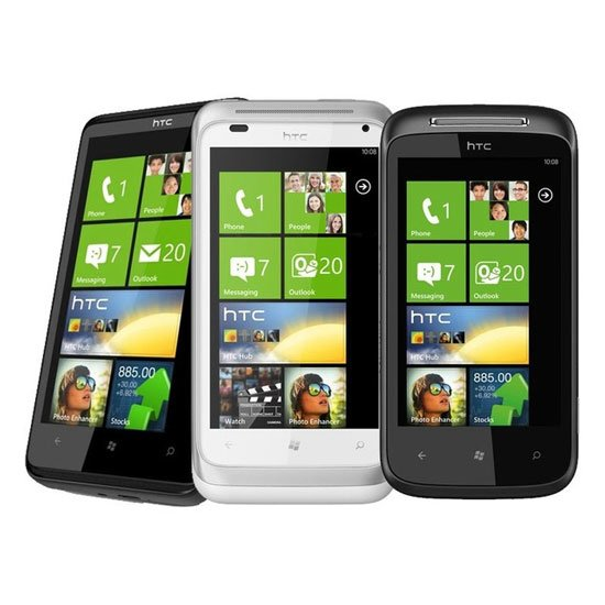 HTC HD7, Mozart и Radar