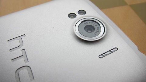 Камера в Sensation XL