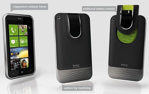 Концепт HTC Autonome