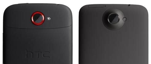 HTC камера