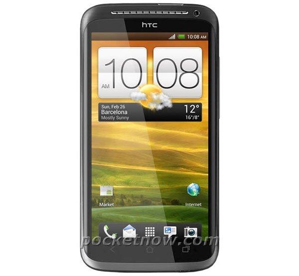 HTC One X — пресс-фотография