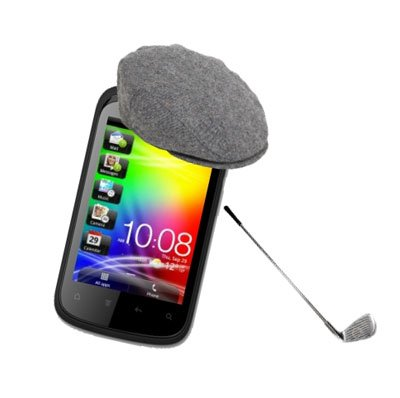 HTC Golf — Explorer на ICS