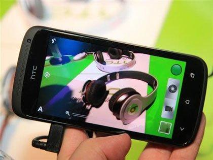 HTC One S — интерфейс камеры