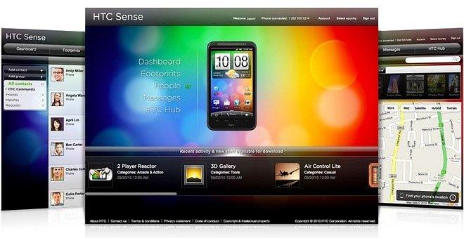 Сервис HTCSense.com