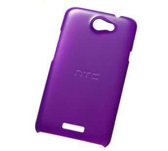 Ультратонкий фиолетовый чехол HC C702 для One X