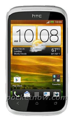 HTC Wildfire C (Golf)