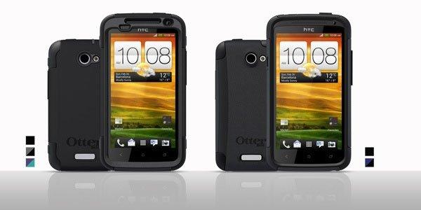 OtterBox разработала пару чехлов для HTC One X