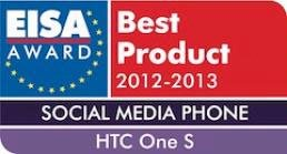eisa-one-s-2012-award