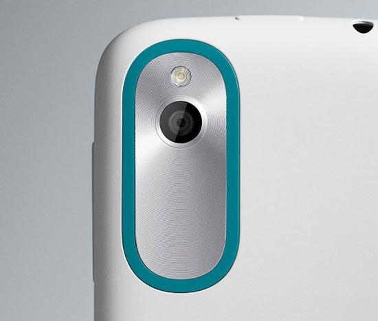 HTC Desire X — камера