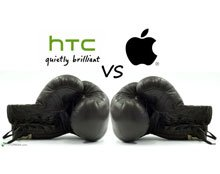HTC против Apple