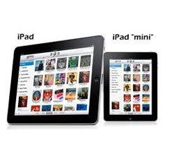iPad Mini и «большой» iPad
