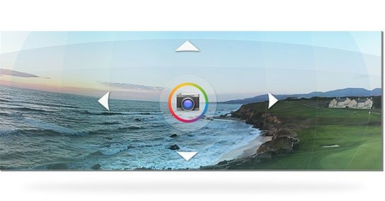 Photo Sphere в Android 4.2 Jelly Bean