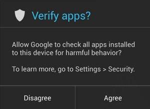Система безопасности Android 4.2