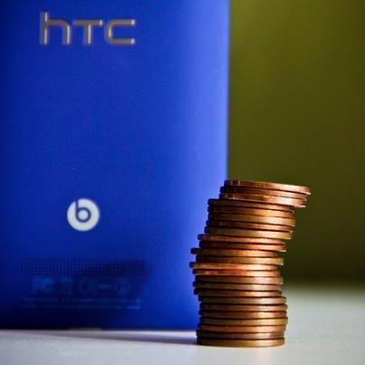 HTC поиронизировала над весом Lumia 920