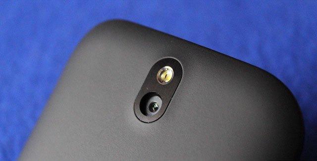 HTC Desire SV — камера