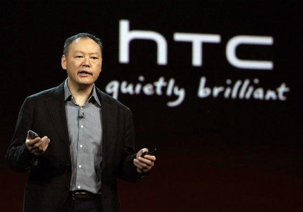 Генеральный директор HTC Питер Чоу