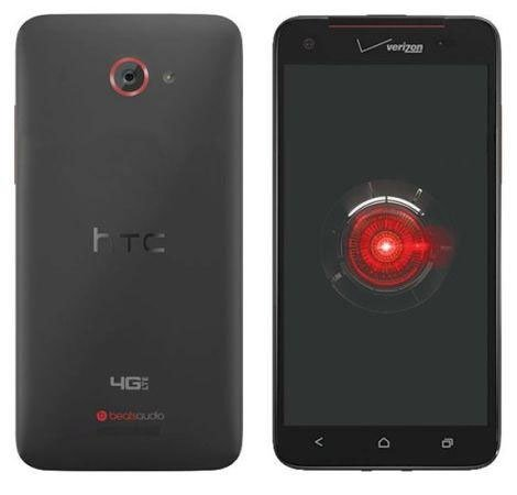 Пресс-фото HTC Droid DNA
