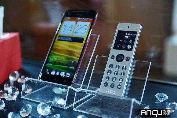 HTC Butterfly и пульт HTC Mini