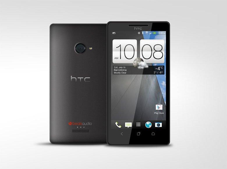 Рендер HTC M7