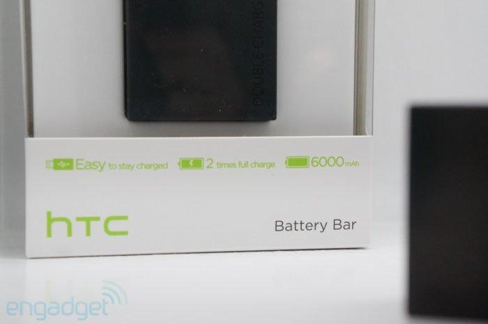 Внешний аккумулятор для HTC One