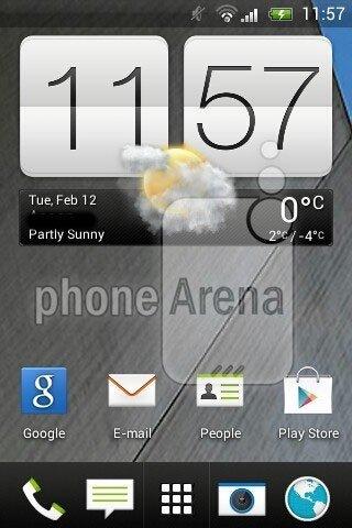 HTC Sense 5 на HTC G2
