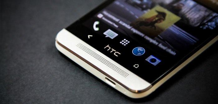 Сенсорные клавиши в HTC One