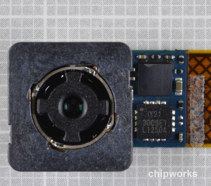 Модуль камеры из HTC One