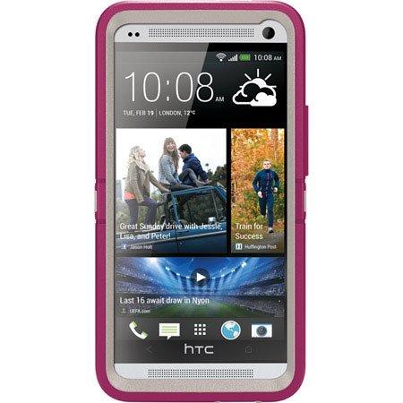 Чехлы для HTC One OtterBox серии Defender