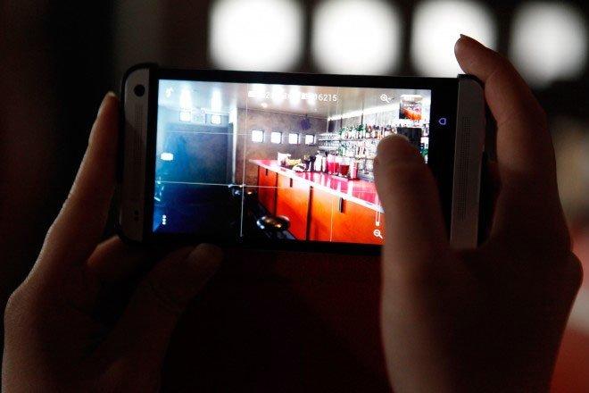 Видеосъемка в HTC One