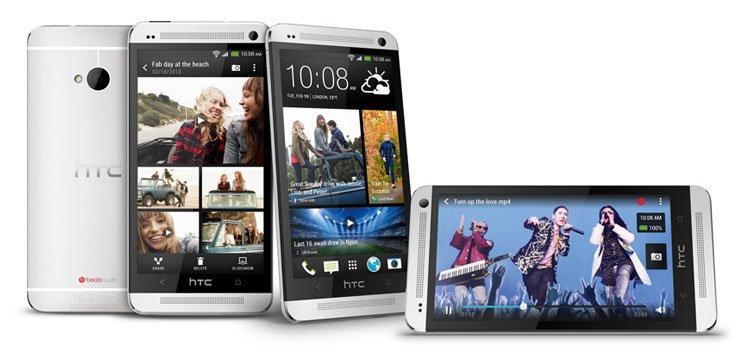 Фото HTC One