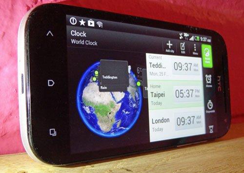 HTC One SV — время работы от аккумулятора