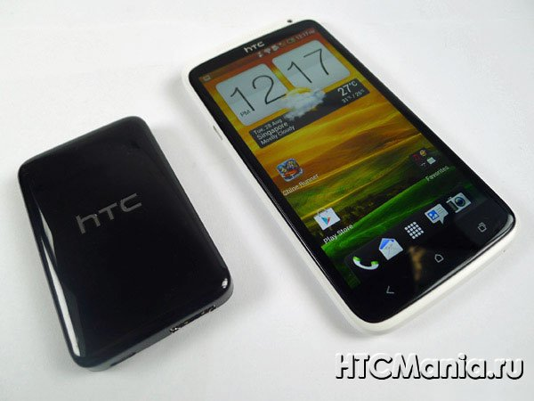 HTC Media Link HD и HTC One X