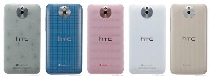 Dual-SIM смартфон HTCE1
