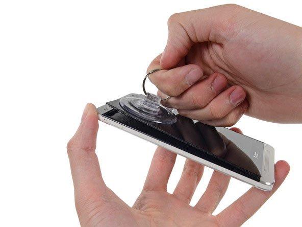 Как разобрать HTC One