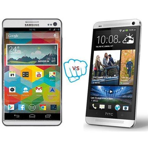 HTC порадовало отсутствие инноваций в Galaxy S4
