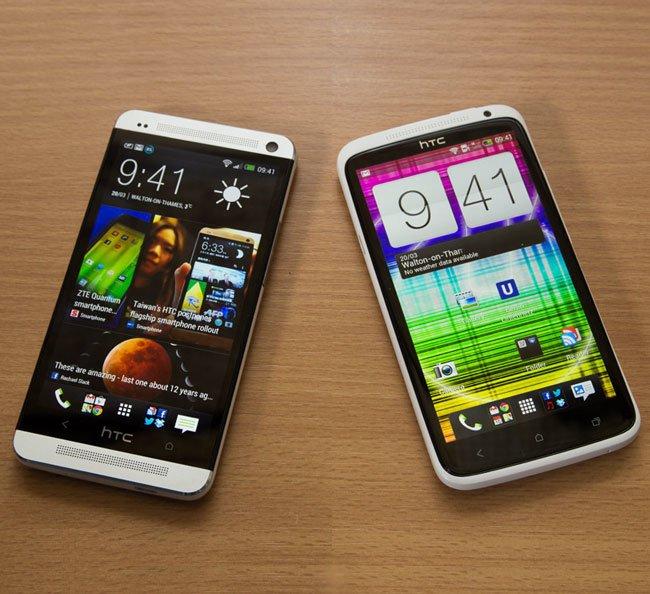Обзор HTC Sense 5 и сравнение с HTC Sense 4+
