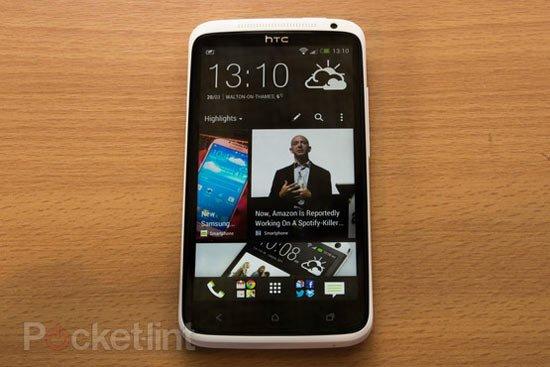 BlinkFeed на HTC One X