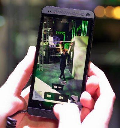 Съемка на HTC One в режиме Zoe