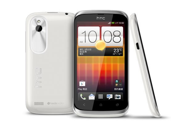Белый HTC Desire Q