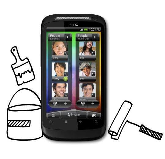 HTC Desire S стал вторым в рейтинге ненадежных смартфонов