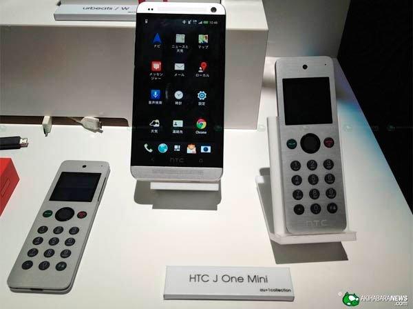 HTC J One и mini