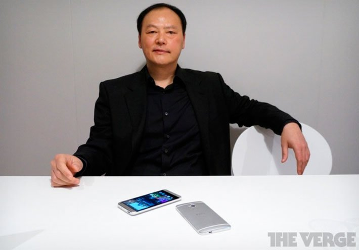 Питер Чоу и HTC One